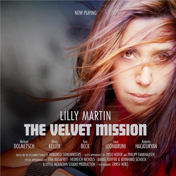 Lilly Martin - Velvet Mission