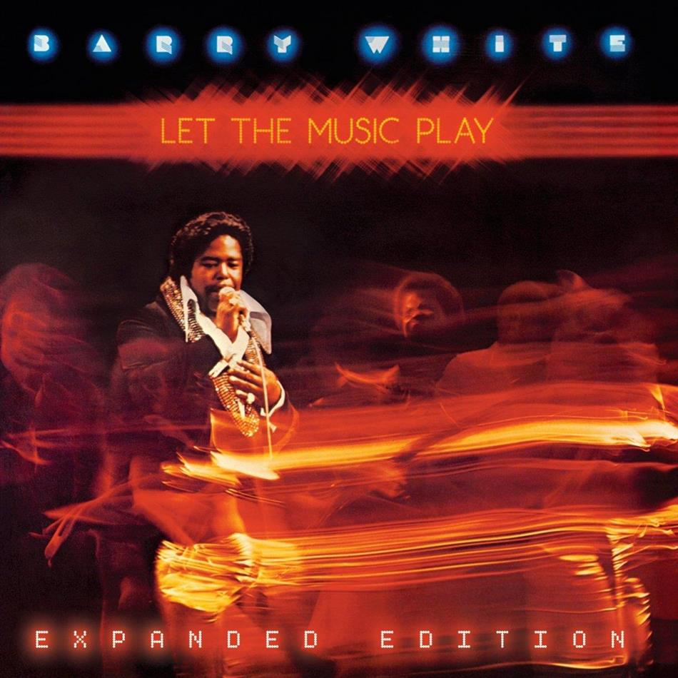 Barry White - Let The Music Play (Extended Edition)