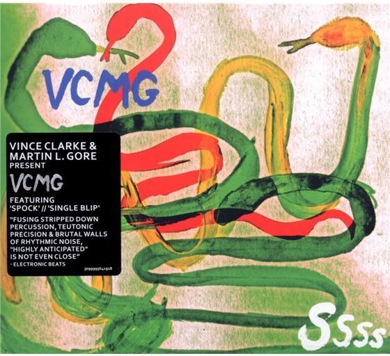 VCMG (Clarke Vince/Gore Martin) - Ssss