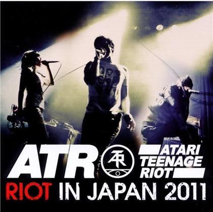 Atari Teenage Riot - Riot In Japan 2011