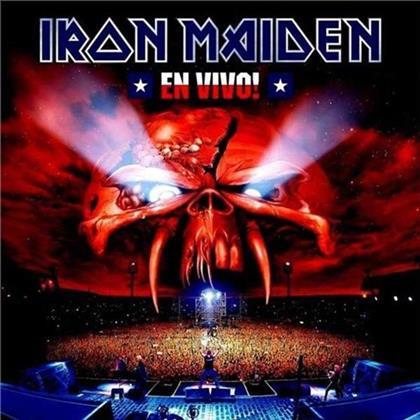 Iron Maiden - En Vivo - Live (2 CDs)