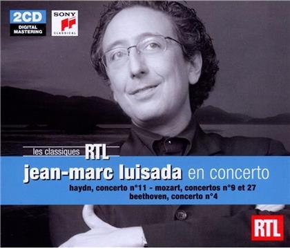 Jean-Marc Luisada - Rtl Jean-Marc Luisada - Concertos (2 CDs)