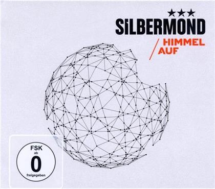 Silbermond - Himmel Auf - Premium Edition + Blu-Ray (2 CDs)