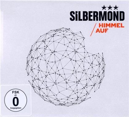 Silbermond - Himmel Auf - Deluxe (2 CDs + 2 DVDs)