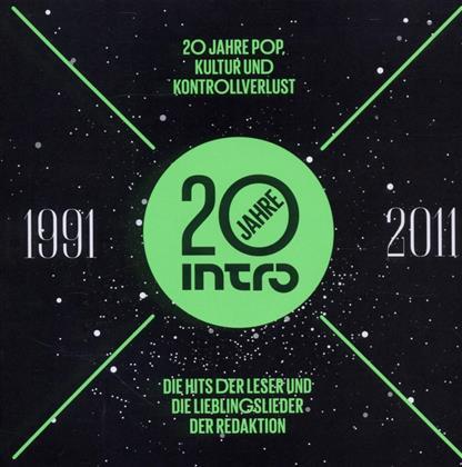20 Jahre Intro - Various (2 CDs)