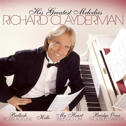 Richard Clayderman - His Greatest Melodies (2 CDs)
