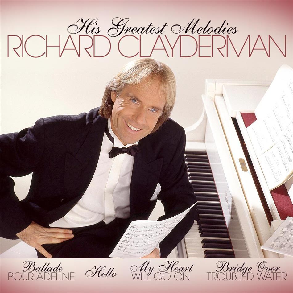 Richard Clayderman - His Greatest Melodies (2 CDs)