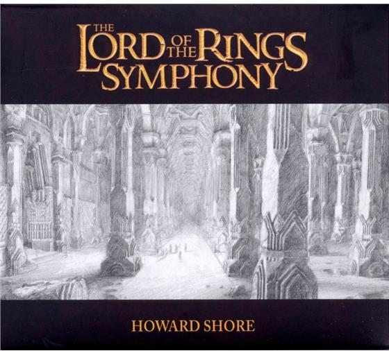 Shore Howard / 21St Century Symphony O. - Lord Of The Rings Symphony (2 CDs)