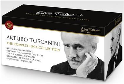 Arturo Toscanini - Toscanini Collection (85 CDs)