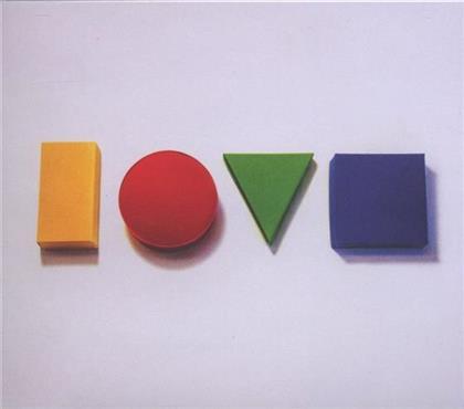 Jason Mraz - Love Is A Four Letter Word