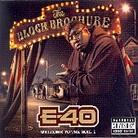 E-40 - Block Brochure: Welcome To The Soil 1