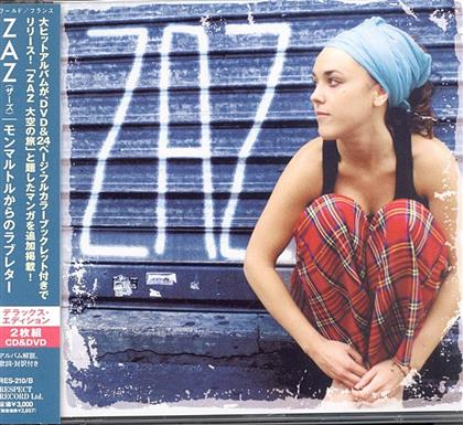 Zaz - --- (Japan Edition, CD + DVD)