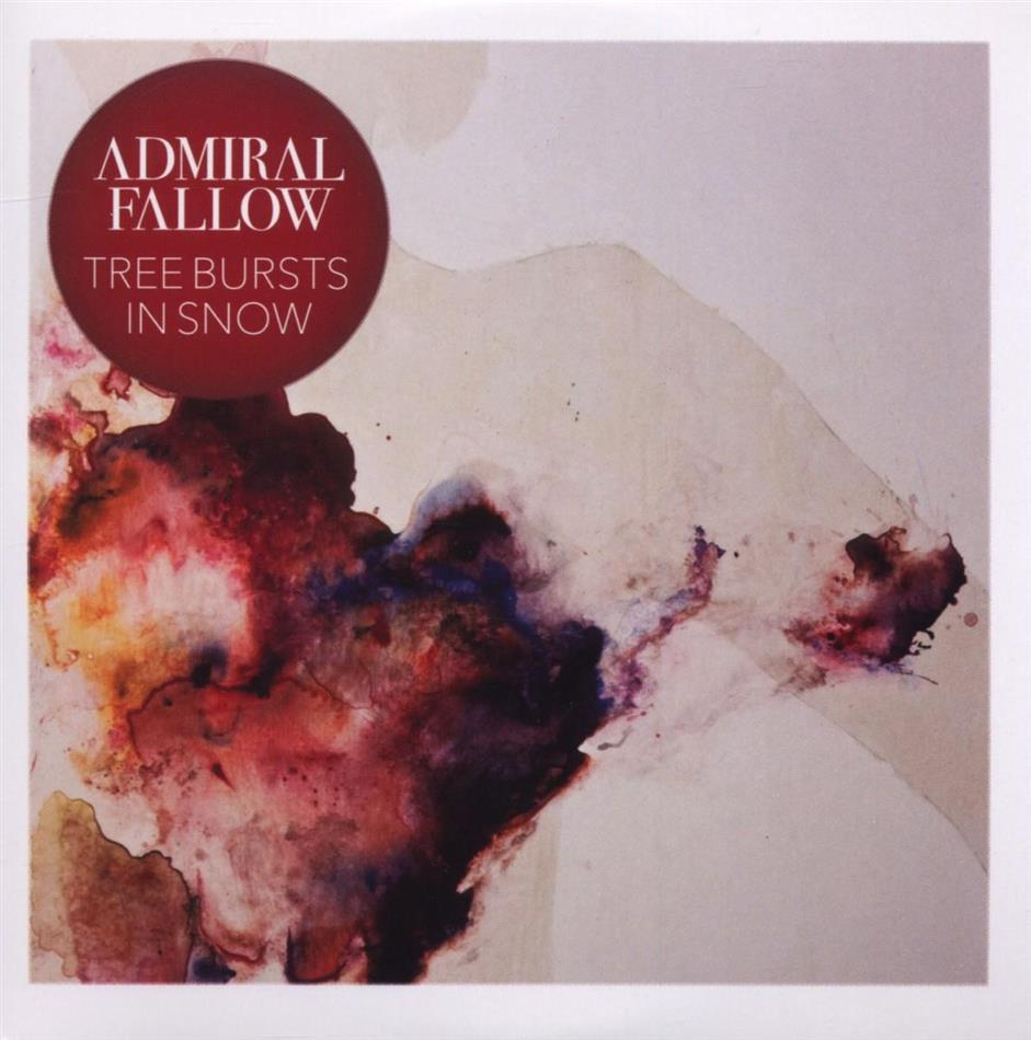 Admiral Fallow - Tree Bursts In Snow