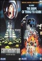 Contamination / Shape of things to come (Versione Rimasterizzata, 2 DVD)