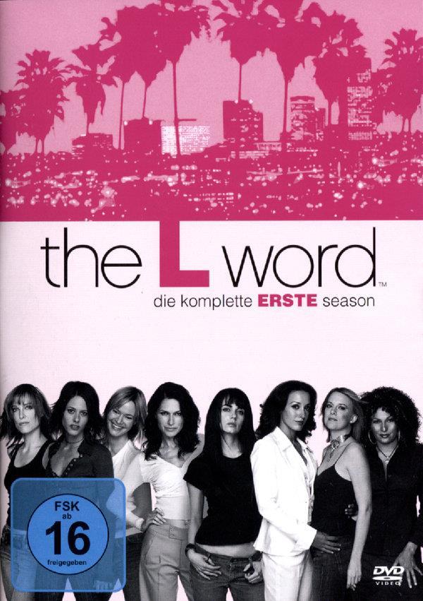 The L-Word - Staffel 1 (4 DVDs)