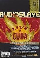 Audioslave - Live in Cuba (Deluxe Edition, DVD + CD)