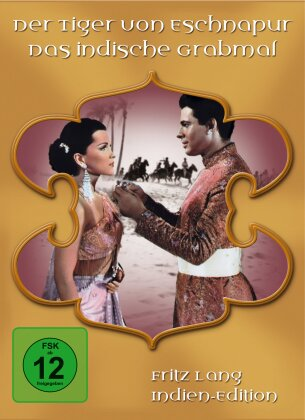Fritz Lang Indien-Edition (1959) (2 DVDs)