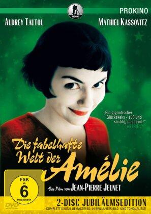 Die fabelhafte Welt der Amélie (2001) (2 DVDs)