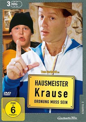 Hausmeister Krause - Staffel 2 (3 DVDs)