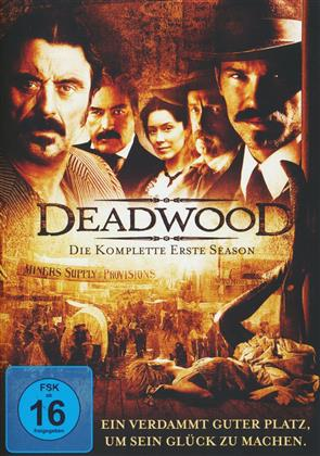 Deadwood - Staffel 1 (4 DVDs)