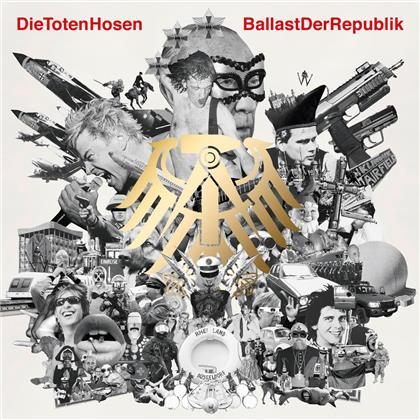 Die Toten Hosen - Ballast Der Republik/Geister Die Wir Riefen (2 CDs)