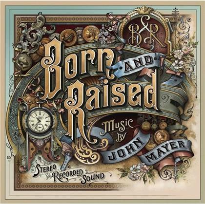 John Mayer - Born & Raised