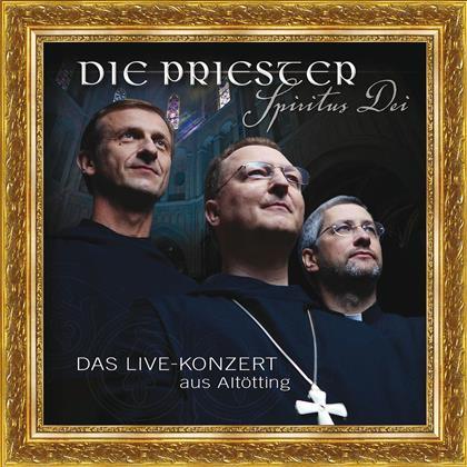 Die Priester & --- - Spiritus Dei - Live-Konzert (2 CDs)
