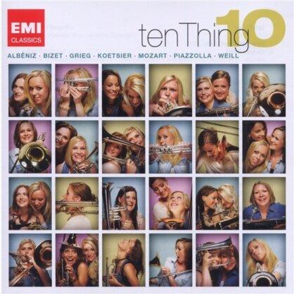 Thing Helseth Tine / Tenthing & Bizet / Albeniz / Weill / Piazzolla - 10