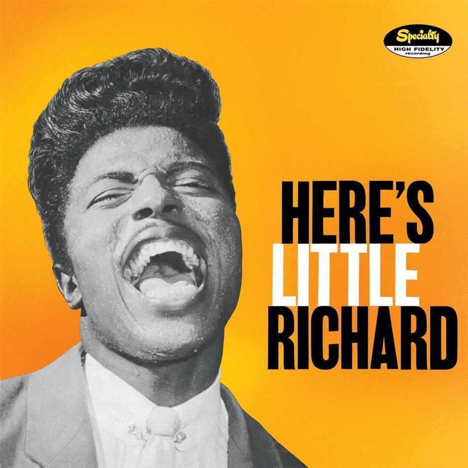 Little Richard - Here's Little Richard (Remastered)