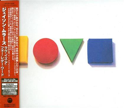Jason Mraz - Love Is A Four Letter - + Bonus
