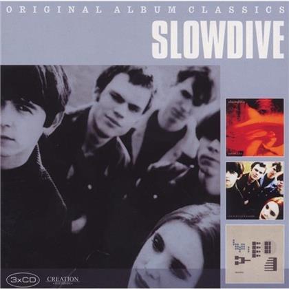 Slowdive - Original Album Classics (3 CDs)