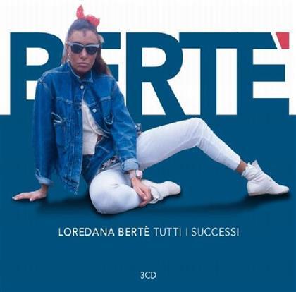 Loredana Bertè - --- (3 CDs)