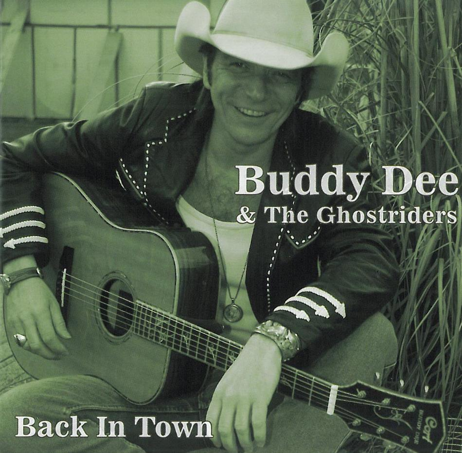 Buddy & Ghostriders - Back In Town