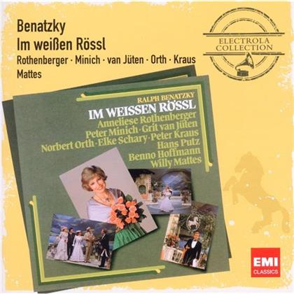 Rothenberger Anneliese / Minich /Mattes/ & Ralph Benatzky - Im Weissen Roessl