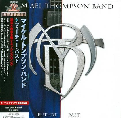 Michael Thompson - Future Past - + Bonus (Japan Edition)