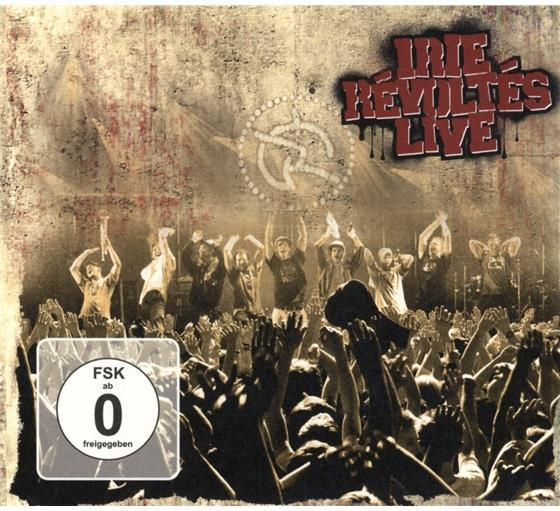 Irie Revoltes - Live (CD + DVD)