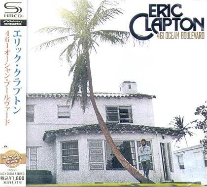 Eric Clapton - 461 Ocean Boulevard (Japan Edition)