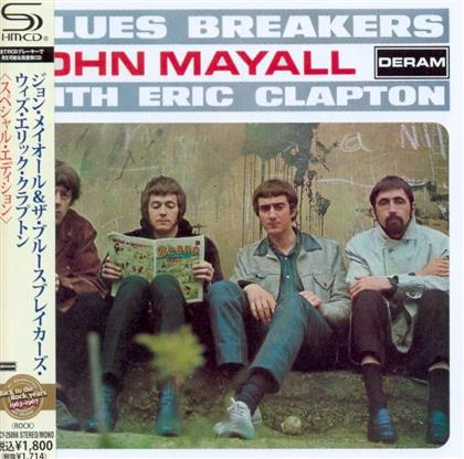 John Mayall & Eric Clapton - Bluesbreakers - Reissue