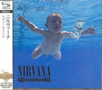 Nirvana - Nevermind - Reissue (Japan Edition, Remastered)