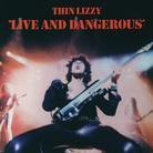 Thin Lizzy - Live And Dangerous (Japan Edition)