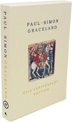 Paul Simon - Graceland - 25Th Anniversary Boxset (2 CDs + 2 DVDs)