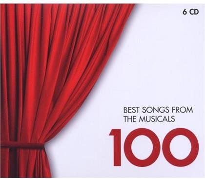 100 Best Musical Songs (6 CDs)