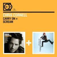 Chris Cornell (Soundgarden/Audioslave) - Carry On / Scream (2 CDs)
