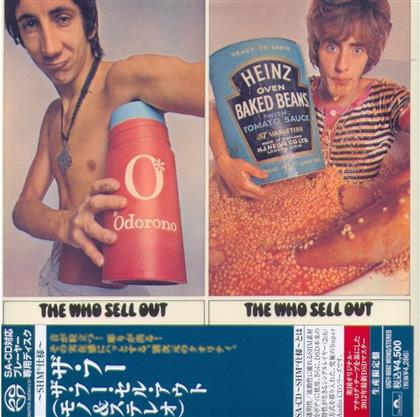 The Who - Sell Out (Japan Edition, 2 SACDs)