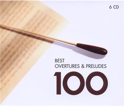 Various - 100 Best Overtures (6 CDs)