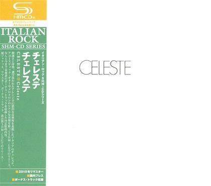 Celeste - --- (Reissue, Japan Edition, Remastered)