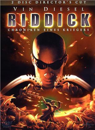 Riddick - Chroniken eines Kriegers (2004) (Director's Cut, 2 DVD)