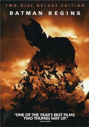Batman Begins (2005) (Special Edition, 2 DVDs)