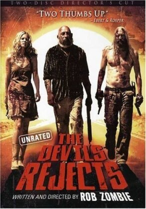 The devil's rejects (2005) (Unrated, 2 DVD)