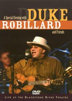Robillard Duke & Friends - Live at the Blackstone River Theatre